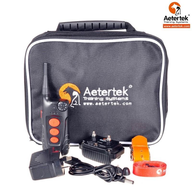 Elektryczna obroża treningowa Aetertek AT918C