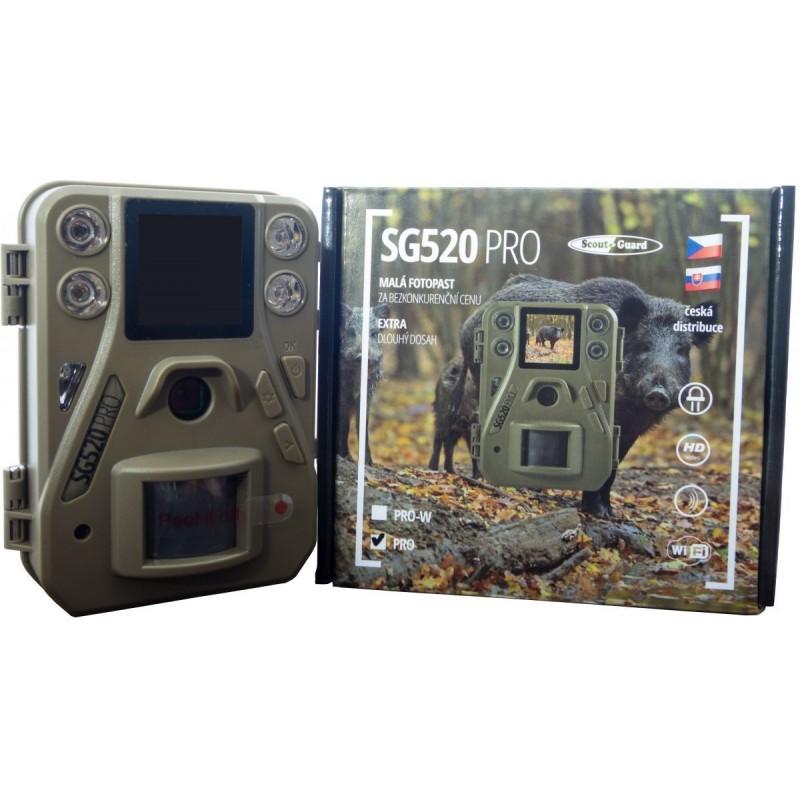 Fotopłapka ScoutGuard SG520 PRO