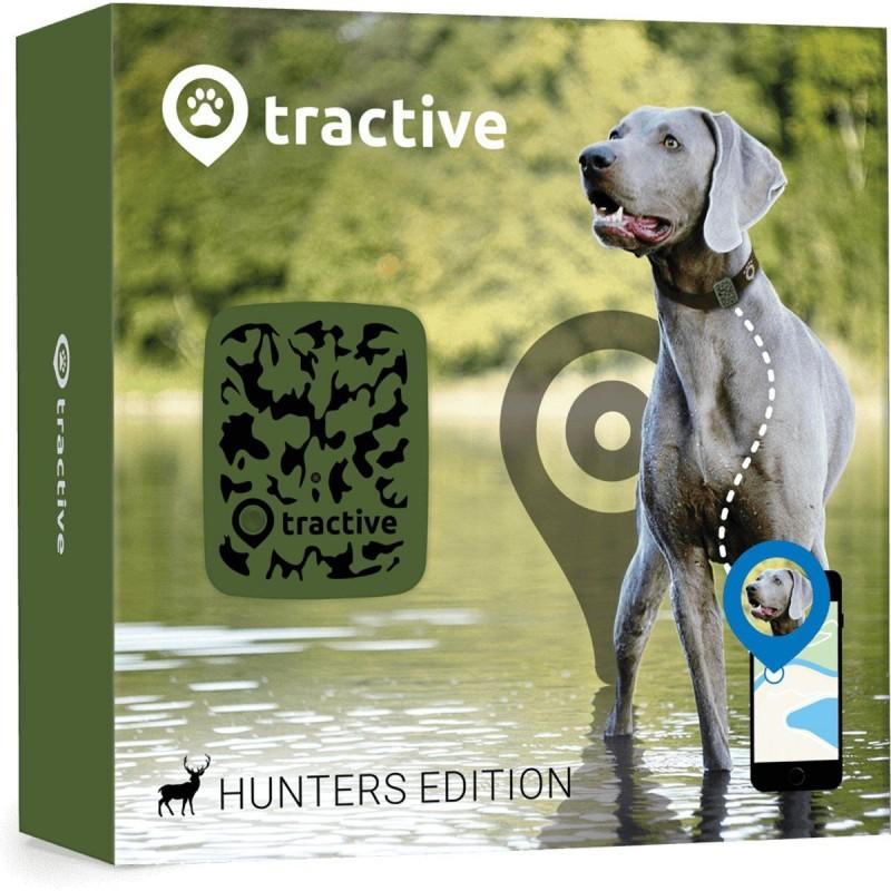 Lokalizator Tractive HUNTER GPS dla zwierząt domowych