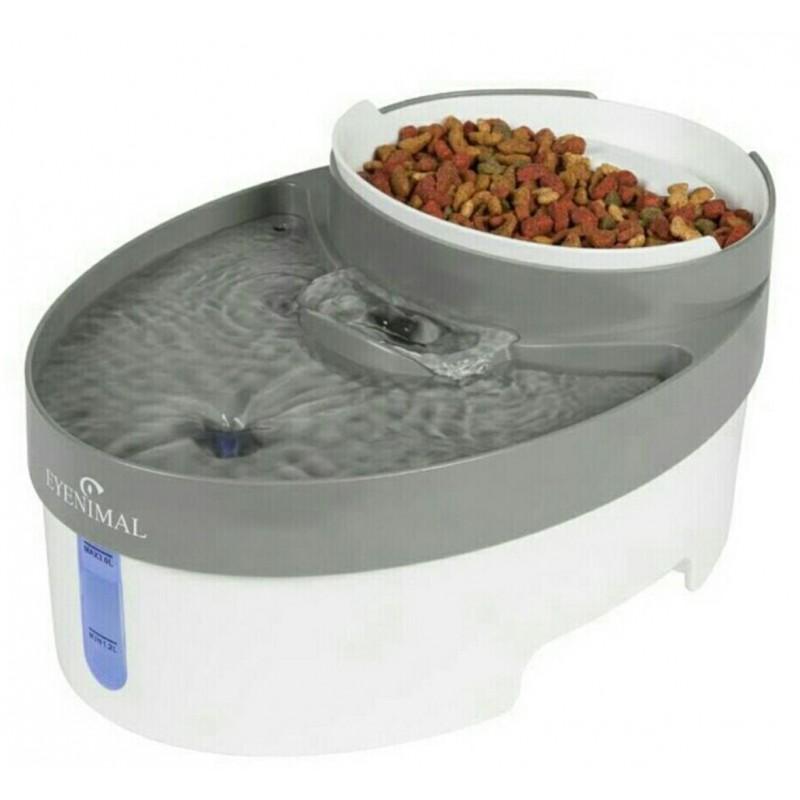 Fontanna dla psów i kotów Eyenimal 3in1 Pet Fountain