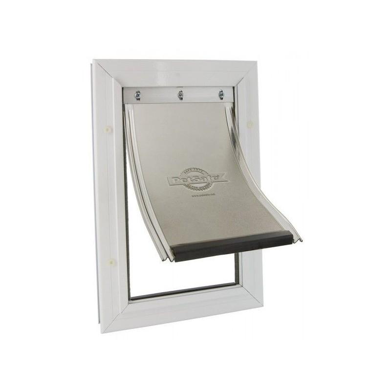 Drzwi dla psów Staywell 600 ML, Aluminium