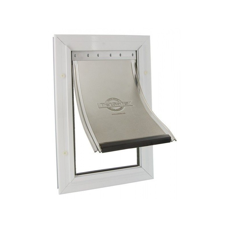Drzwi dla psów Staywell 660 ML, Aluminium XXL