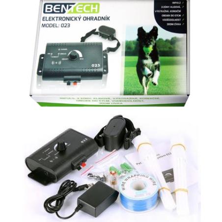 Elektryczny pastuch BENTECH 023