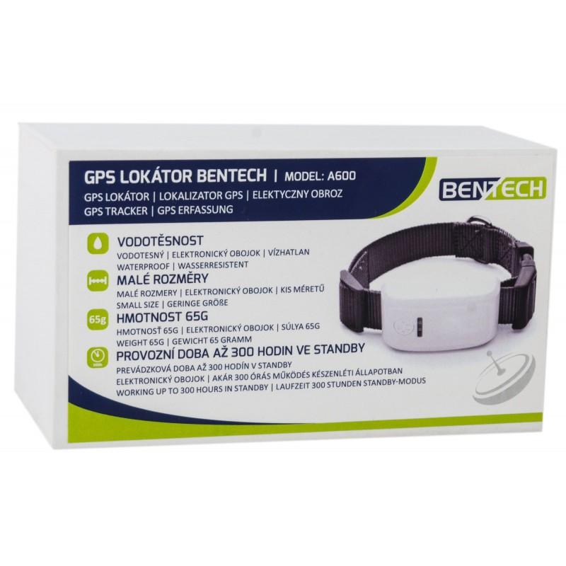 BENTECH A600 GPS lokalizator dla psów