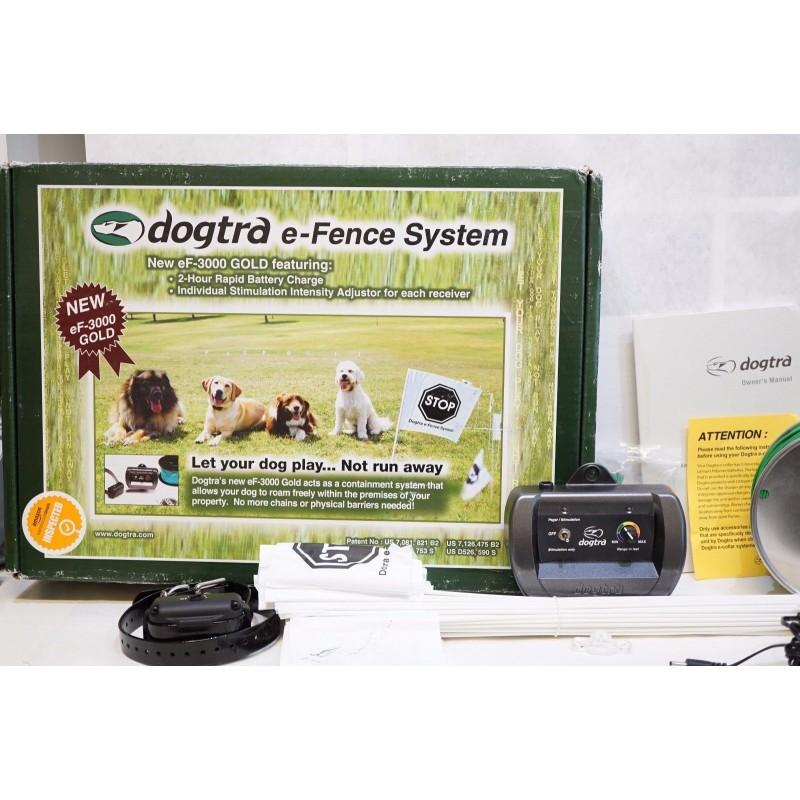 Elektryczny pastuch Dogtra eF-3000 Gold