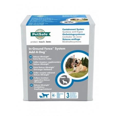 Ultralekka obroża do pastucha PetSafe