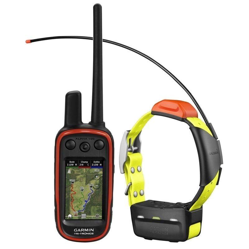 GPS Garmin Alpha 100+T5+EU TOPO mapy