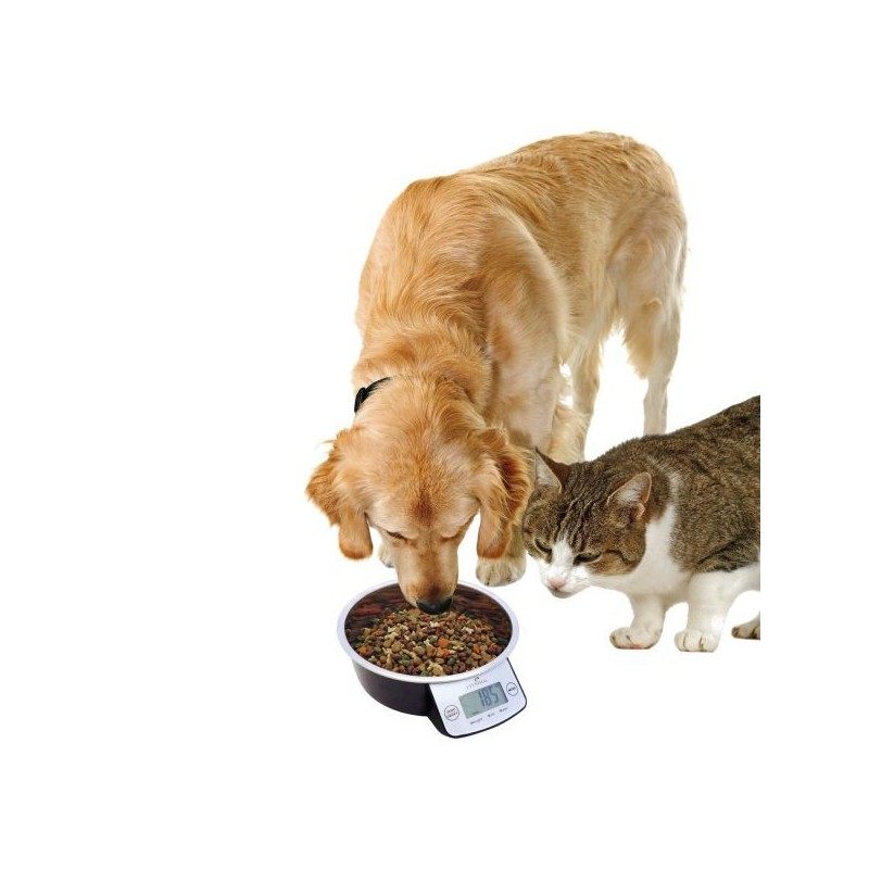 Miska dla psów z wagą EYENIMAL 1 l